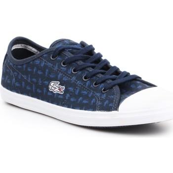 Scarpe Donna Sneakers basse Lacoste Ziane 7-31SPW0038003 granatowy