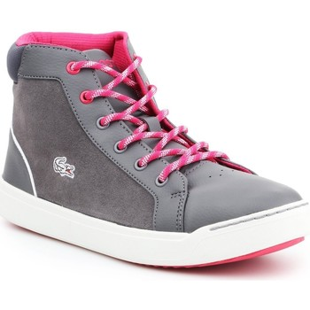Scarpe Donna Sneakers alte Lacoste Explorateur MID 7-32CAJ1001248 grey, pink