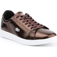 Scarpe Donna Sneakers basse Lacoste Carnaby Evo 7-30SPW4110DB2 brown
