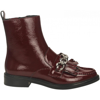 Scarpe Donna Stivaletti What For FRAN ANKLE BOOT wine