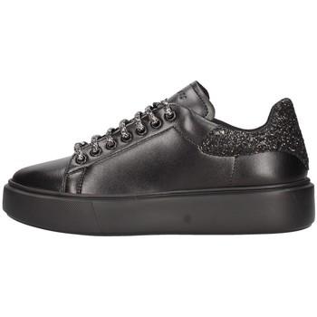 Scarpe Donna Sneakers basse Frau 41l8 Sneakers Donna Nero Nero