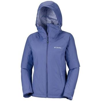 Abbigliamento Donna giacca a vento Columbia 1803761593 Blu