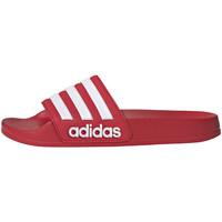 Scarpe Bambino Scarpe acquatiche adidas Originals - Adilette shower rosso EG1895 ROSSO