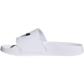Scarpe Bambino Scarpe acquatiche adidas Originals - Adilette lite bco/nero EG8272 BIANCO