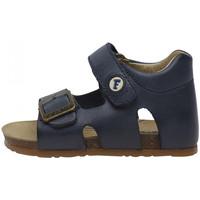Scarpe Bambino Sandali Falcotto - Sandalo blu BEA-0C01 BLU