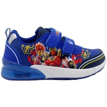 Scarpe Bambino Sneakers basse Dessins Animés Scarpa Blu