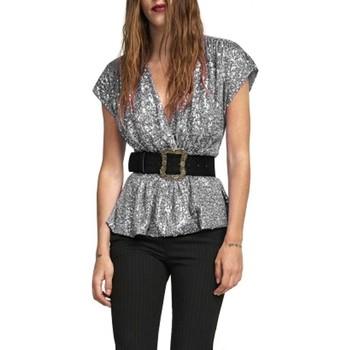 Abbigliamento Donna Top / Blusa Aniye By Top Anne Nero  ANI131245 00002 Noir