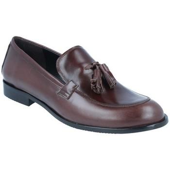 Scarpe Donna Mocassini Luis Gonzalo Zapatos Mocasines para Mujer de  5133M Marrone