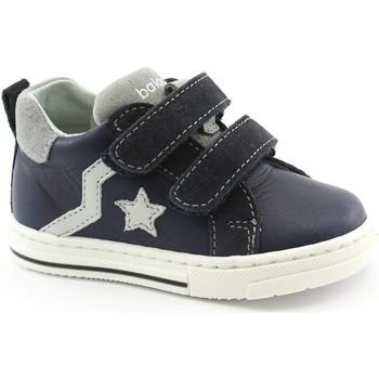 Scarpe Unisex bambino Sneakers basse Balocchi BAL-I20-601213-BL-a Blu