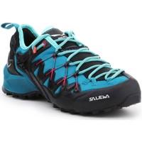 Scarpe Donna Trekking Salewa WS Wildfire Edge 61347-8736 blue, black