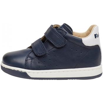 Scarpe Bambino Sneakers Falcotto - Polacchino blu ADAM VL-0C02 BLU