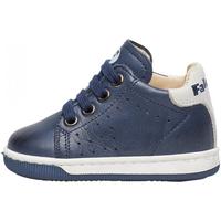 Scarpe Bambino Sneakers Falcotto - Polacchino blu ADAM-0C02 BLU