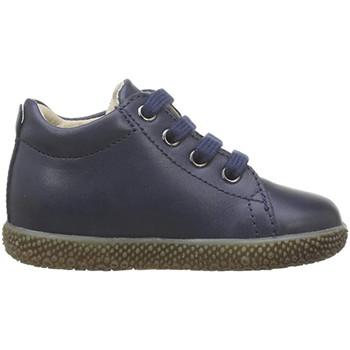 Scarpe Bambino Sneakers Falcotto - Polacchino blu ANEMONE-0C02 BLU