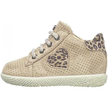 Scarpe Bambino Sneakers Falcotto - Polacchino platino CARYB-0Q06 ROSA