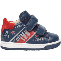 Scarpe Bambino Sneakers Falcotto - Polacchino blu GRUNDY VL-1C23 BLU
