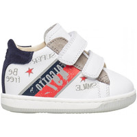 Scarpe Bambino Sneakers Falcotto - Polacchino bianco GRUNDY VL-1N31 BIANCO