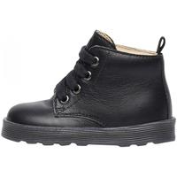 Scarpe Bambino Sneakers Falcotto - Polacchino nero LOYD-0A01 NERO