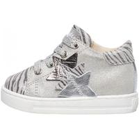 Scarpe Bambino Sneakers Falcotto - Polacchino argento QUIRREL-0Q04 ARGENTO