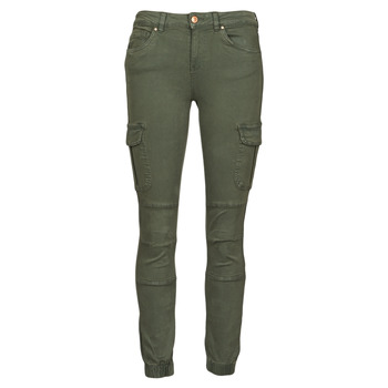 Abbigliamento Donna Pantalone Cargo Only ONLMISSOURI Kaki
