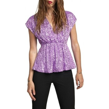 Abbigliamento Donna Top / Blusa Aniye By Top Anne Viola  ANI131245 00129 Viola