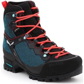 Scarpe Donna Trekking Salewa WS Raven 3 GTX 61344-8736 green, black, red