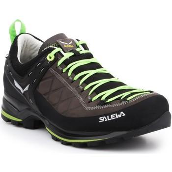 Scarpe Uomo Trekking Salewa MS MTN Trainer 2 L 61357-0471 brown, black, green
