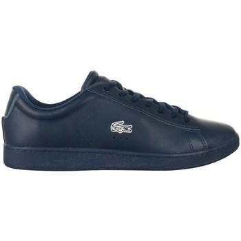 Scarpe Uomo Sneakers basse Lacoste Carnaby Evo Wmp Spm Blu marino