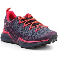 Scarpe Donna Running / Trail Salewa WS Dropline Gtx Grigio, Arancione, Viola