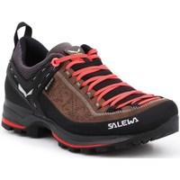Scarpe Donna Fitness / Training Salewa WS Mtn Trainer 2 Gtx Nero, Marrone