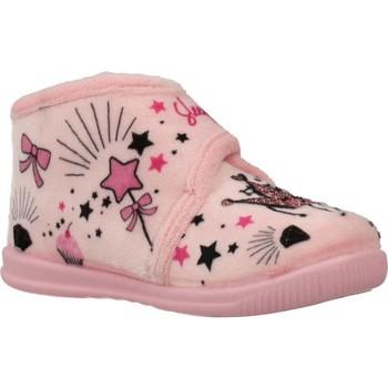 Scarpe Bambina Pantofole Vulladi 8117 140 Rosa