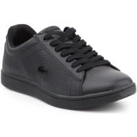 Scarpe Donna Sneakers basse Lacoste Carnaby EVO 7-34SPW0008024 black