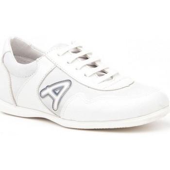 Scarpe Bambina Multisport Angelitos  Blanc