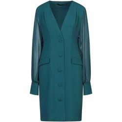 Abbigliamento Donna Completi Annarita N Abito con bottoni Verde