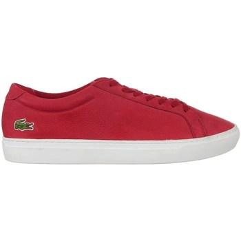 Scarpe Uomo Sneakers basse Lacoste L 12 Rosso