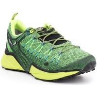 Scarpe Uomo Sneakers basse Salewa MS Dropline Gtx Verde, Celadon