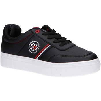 Scarpe Donna Multisport Geographical Norway GNW19018 Negro