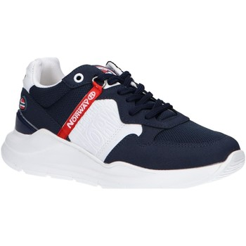 Scarpe Donna Multisport Geographical Norway GNW19030 Azul