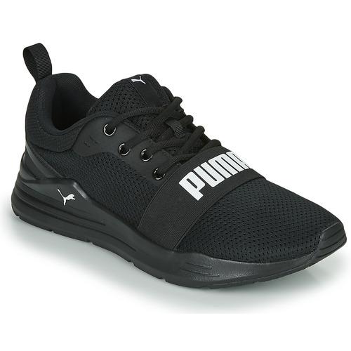 Scarpe Uomo Sneakers basse Puma WIRED Nero