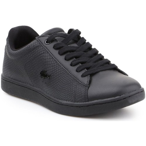 Scarpe Donna Sneakers basse Lacoste Carnaby Evo Nero
