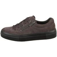 Scarpe Donna Sneakers basse Legero Lima Nero, Marrone