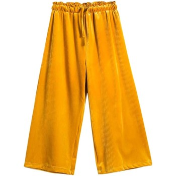 Abbigliamento Bambina Pantaloni morbidi / Pantaloni alla zuava Mayoral  Verde
