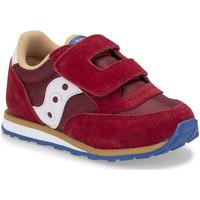 Scarpe Bambino Sneakers basse Saucony - Baby jazz bordeaux SL263370 BORDEAUX
