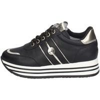 Scarpe Bambina Sneakers basse NeroGiardini I031674F NERO