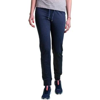 Abbigliamento Donna Pantaloni da tuta Lotto S6186-BLU Blu