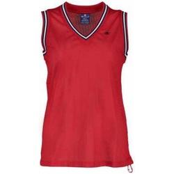 Abbigliamento Donna Top / T-shirt senza maniche Champion 111382-S19-ROSSO Rosso