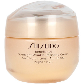 Bellezza Donna Antietà & Antirughe Shiseido Benefiance Overnight Wrinkle Resisting Cream  50 ml