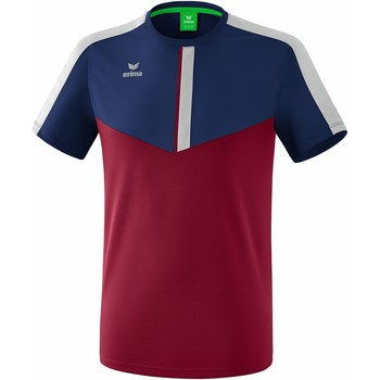 Abbigliamento Uomo T-shirt maniche corte Erima T-shirt  Squad bleu royal/bleu marine