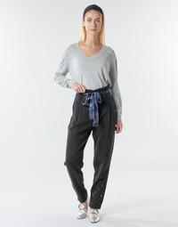 Abbigliamento Donna Pantaloni morbidi / Pantaloni alla zuava Desigual CHARLOTTE Nero