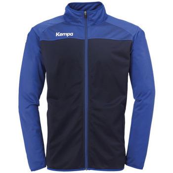 Abbigliamento Bambino Giacche sportive Kempa Veste  Prime Poly bleu marine/bleu royal