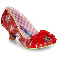 Scarpe Donna Décolleté Irregular Choice SNOW QUEEN Rosso